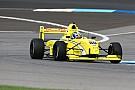 Pro Mazda Team Pelfrey dominates Pro Mazda qualifying
