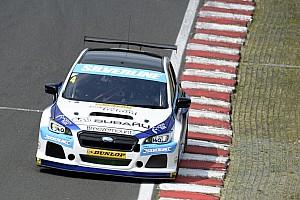 BTCC Qualifying report Croft BTCC: Turkington claims second pole for Subaru