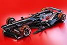 Formula 1 Gallery: Fantasy F1 2030 design concepts – McLaren & Toro Rosso