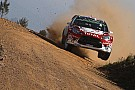 WRC Portugal WRC: Meeke continues to lead but Ogier closes in
