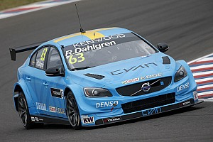 WTCC Breaking news Volvo could field third car for Girolami in Japan