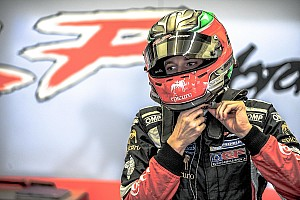 Формула V8 3.5 Отчет о тестах Фьорованти стал быстрейшим в первый день тестов Формулы 3.5 V8