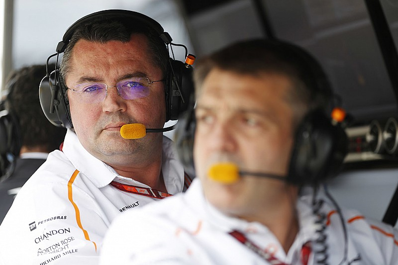 Zak Brown (McLaren):