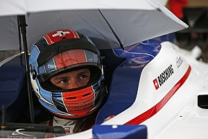 GP3 Race report Red Bull Ring GP3: Boschung wins wet race under safety car