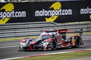 WEC Breaking news Jarvis blames track limits slip for losing pole to sister Audi