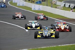 Fórmula 3 Brasil Relato da corrida Iorio e Samaia triunfam em rodada dupla da F3 Brasil