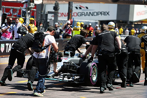Formula 1 Breaking news Wolff: Venting fury over reliability issues would make things worse
