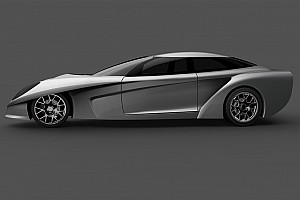 Automotive Breaking news DeltaWing shares new rendering