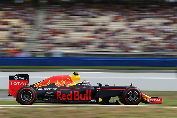 Formula 1 Verstappen surprised by gap to Mercedes