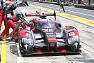 WEC Audi says corrected fuel allowance changes nothing