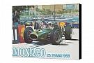 General Monaco art: Iconic machines on a legendary track