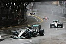 "Formula 1 Rosberg ""baffled"" by lack of pace in wet around Monaco"