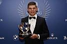 General Verstappen ganó dos premios en la Gala de la FIA