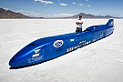 Danny Thompson aims for Land Speed Record
