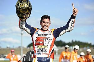 MotoGP 比赛报告 罗西、洛伦佐退赛,马奎兹加冕三冠王