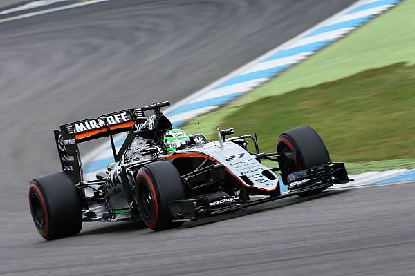Formula 1 Hulkenberg under investigation over tyre mix-up
