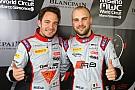 Blancpain Sprint Экипаж на Audi выиграл основную гонку в Мизано