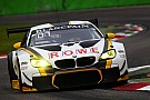 Blancpain Endurance Rowe Racing celebrates hard-earned fourth place like a victory in Silverstone