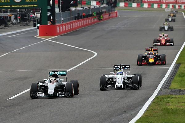 Formula 1 Analysis Race analysis: How Hamilton kept title hopes alive after start disaster