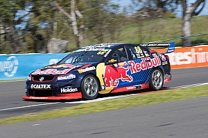Supercars Practice report Bathurst 1000: Dumbrell keeps #88 on top at Mount Panorama