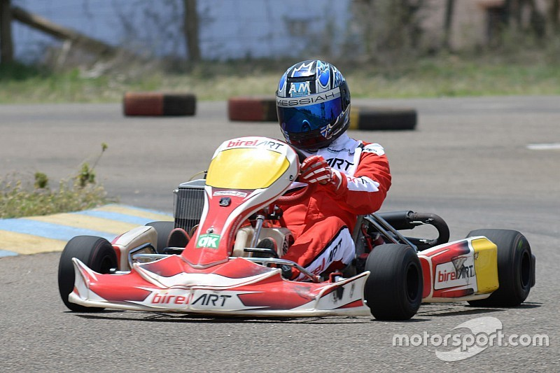 Birel ART aims to build Indian racers' career
