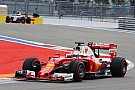 Formula 1 Vettel two places higher than Raikkonen in Sochi