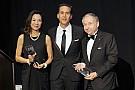 Automotive Jean Todt und Ehefrau von den Vereinten Nationen ausgezeichnet