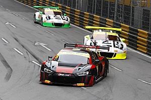 GT Rennbericht GT in Macau: Audi-Fahrer Laurens Vanthoor siegt, Edoardo Mortara crasht