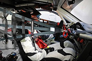 Endurance BRÉKING 24H Series: Kubica ismerkedik a forgalommal Dubajban