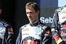 WRC Ож'є провів тести з Toyota