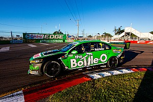 Supercars Qualifying report Townsville Supercars: Winterbottom tops Shootout to take pole
