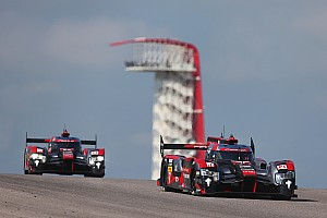 WEC Qualifying report Austin WEC: Audi locks out front row for 6 Hours of COTA