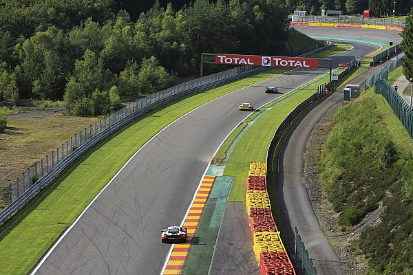 Blancpain Endurance Spa 24: HTP Mercedes leads first qualifying session