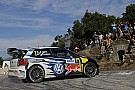 WRC Corsica WRC: Ogier stretches lead, Meeke crashes out