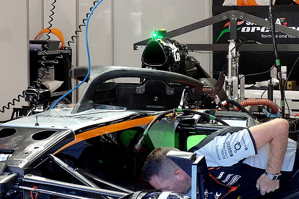 Formula 1 Breaking news Hulkenberg to trial Halo at Spa as well