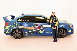 Other rally Breaking news Subaru and Taylor complete pre-season testing