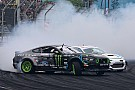 Formula Drift Vaughn Gittin takes the victory on Formula Drift Round 2 in Atlanta