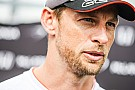 Formula 1 Button goes to hospital with eye irritation