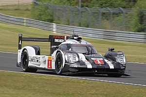 WEC Practice report Nurburgring WEC: Porsche stays on top in second practice