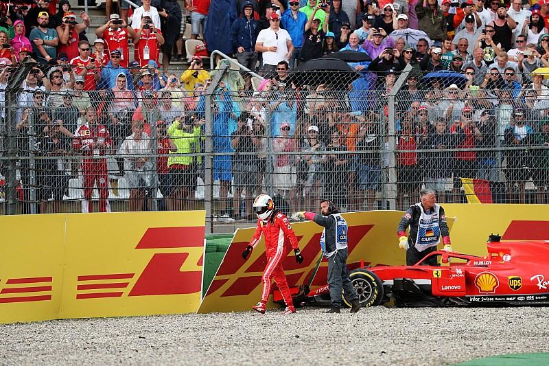 Gp Germania, Vettel: