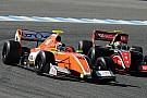 Formula V8 3.5 Dillmann vs. Delétraz, quand les candidats au titre s'accrochent