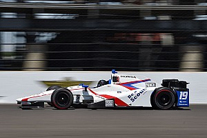 IndyCar Breaking news Chaves leads Honda quartet at the conclusion of Thursday practice
