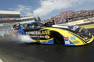 NHRA Breaking news Why did NHRA change its oil-down policy?