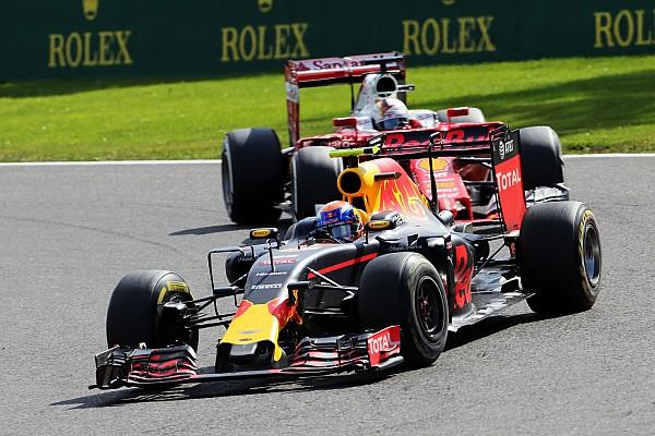 Formula 1 Breaking news Verstappen approach