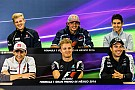 Formula 1 Mexican GP: Thursday's press conference