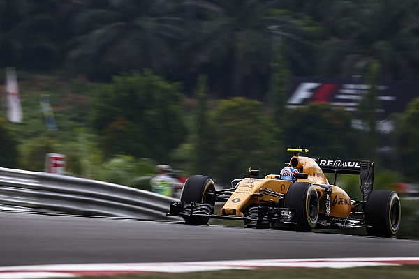 "Formula 1 Breaking news Palmer says qualifying performance ""depressing"""