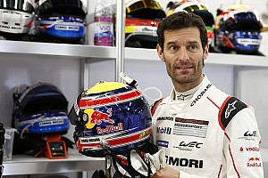 WEC Interview Mark Webber -