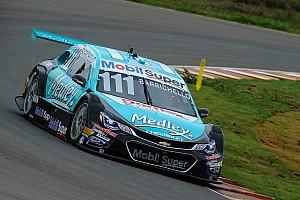 """Stock Car Brasil Últimas notícias Em 2º, Barrichello se conforma: """"estava no meu limite"""""""