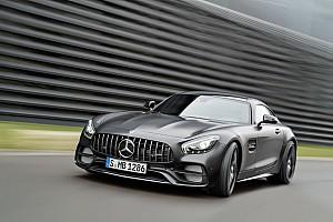 Automotive Nieuws Mercedes voorziet nieuwe AMG GT C Coupé van V8 met 558 pk