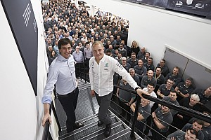 Formula 1 Breaking news Time for Bottas to step up and prove himself, says Wolff